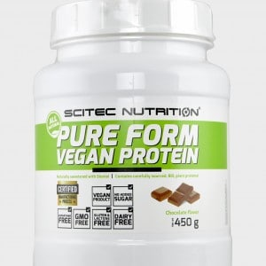 Pure Form Vegan Protein