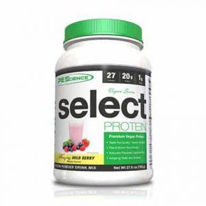 Select Vegan Protein
