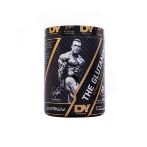 Dorian Yates The Glutamine