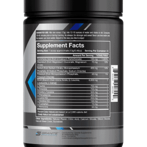 Granite Supplements EAAs