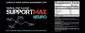 Strom Nutrition SupportMax Neuro