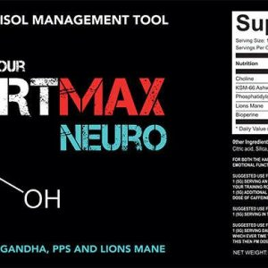 Strom Nutrition SupportMax Neuro