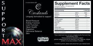 Strom Nutrition SupportMax