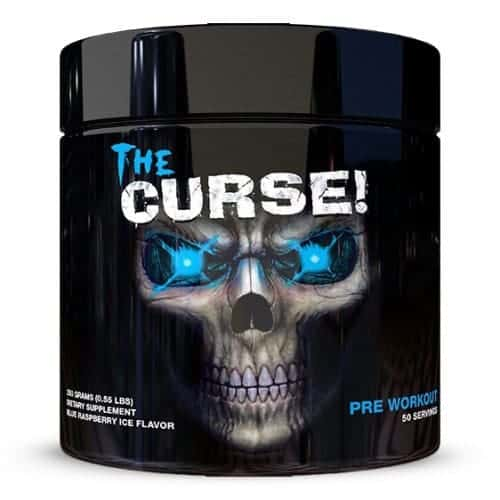 Cobra Labs The Curse (Pre-Workout)