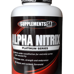 Supplements SA Alpha Nitrix