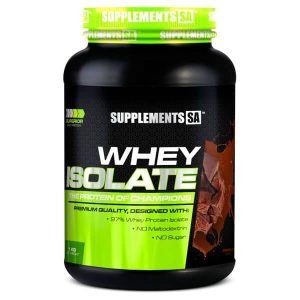 Supplements SA Isolate