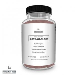 Supplement Needs Astrag Flow
