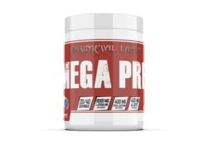 Primeval Labs Mega Pre Red