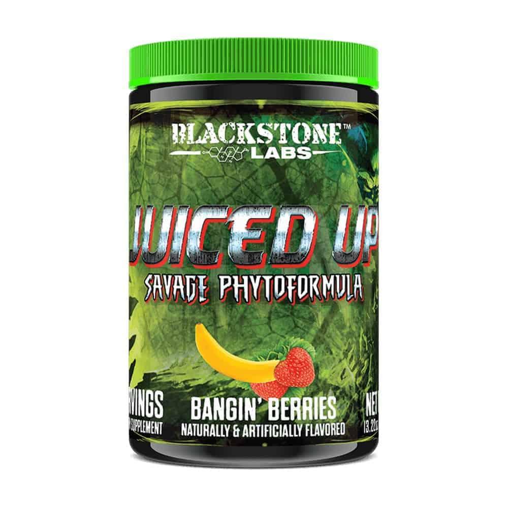 Blackstone Labs Juiced Up - 375 Gram