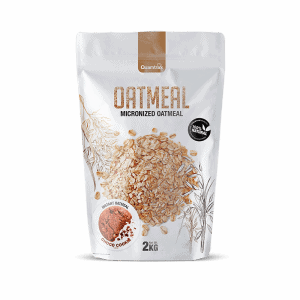 Quamtrax Nutrition Instant OatMeal Bag - 2 Kg