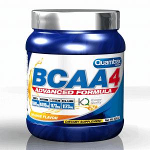 Quamtrax Nutrition BCAA 4 Advanced Formula - 325 Gram