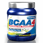 Quamtrax Nutrition BCAA 4 Advanced Formula - 325 Gram