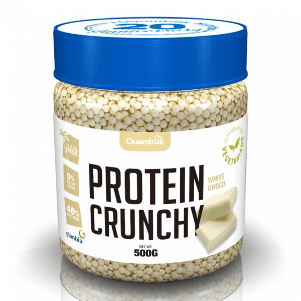Quamtrax Nutrition Protein Crunchy - 500 Gram