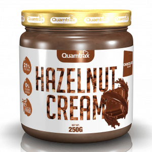 Quamtrax Nutrition Chocolate Hazelnut Cream Protein - 250 Gram