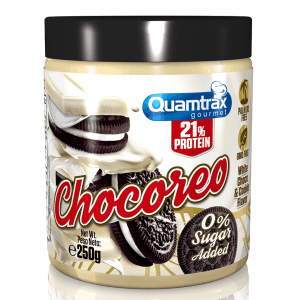 Quamtrax Nutrition Chocolate Oreo Protein Cream - 250 Gram
