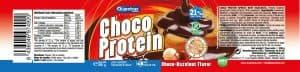 Quamtrax Nutrition Chocolate Hazelnut Cream No Palm Oil - 250 Gram