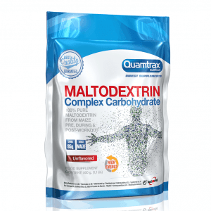 Quamtrax Nutrition Direct Maltodextrina - 500 Gram