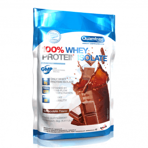 Quamtrax Nutrition Direct Whey Isolate - 2 KG