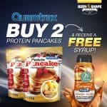 Quamtrax Nutrition Protein Pancake