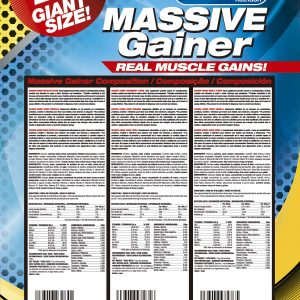Quamtrax Nutrition Massive Gainer - 7 Kg