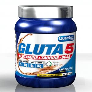Quamtrax Nutrition Gluta 5 - 400 Gram