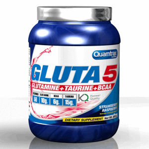 Quamtrax Nutrition Gluta 5 - 800 Gram