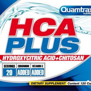 Quamtrax Nutrition HCA Plus - 120 Capsules