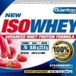 Quamtrax Nutrition Iso Whey - 2267 Gram