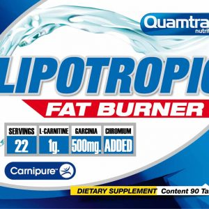 Quamtrax Nutrition Lipotropic Fat Burner - 90 Tabletten