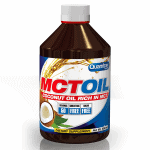 Quamtrax Nutrition MCT Oil - 500 ML