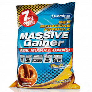 Quamtrax Nutrition Massive Gainer - 3.7 Kg