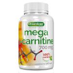 Quamtrax Nutrition Mega L-Carnitine 700 Mg - 120 Capsules