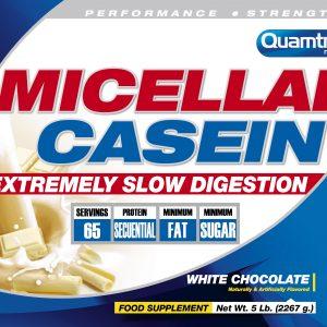 Quamtrax Nutrition Micellar Casein - 2.2 Kg