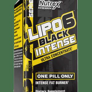 Nutrex Lipo 6 Black Intense UC - 60 Capsules