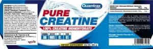 Quamtrax Nutrition Pure Creatine - 800 Gram