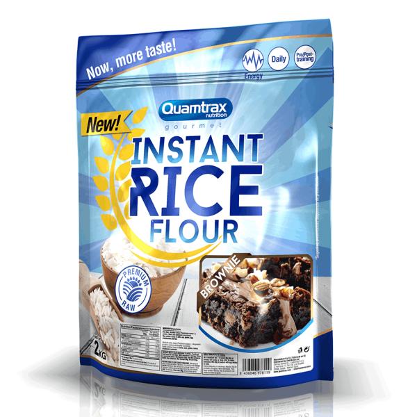 Quamtrax Nutrition Instant Rice Flour