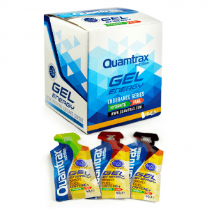 Quamtrax Nutrition Power Energy Gel - 18 x 40 Gram