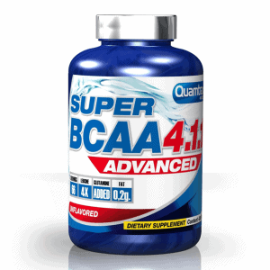 Quamtrax Nutrition Super BCAA 4.1.1 - 200 Tablets