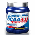 Quamtrax Nutrition Super BCAA 4.1.1 - 400 Tabletten