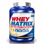Quamtrax Nutrition Whey Matrix - 2.2 Kg