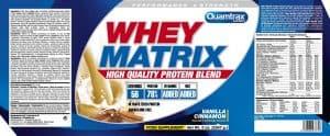 Quamtrax Nutrition Whey Matrix - 2.2 Kg