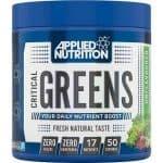 Applied Nutrition Critical Greens - 250 Gram