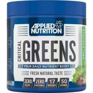 Applied Nutrition Critical Greens - 250 Gram