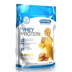 Quamtrax Nutrition Direct Whey Protein