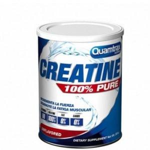 Quamtrax Nutrition Creatine 100% Pure - 300 Gram