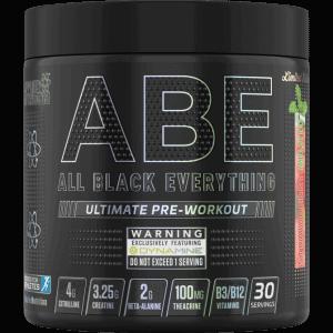 Applied Nutrition ABE Black Pre-Workout + Dynamine - 315 Gram