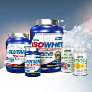 Quamtrax Nutrition Fatburner Pakket