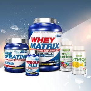 Quamtrax Nutrition Spieropbouw Pakket