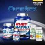 Quamtrax Nutrition Spieropbouw Pakket Man