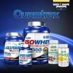 Quamtrax Nutrition Fatburner Pakket Man